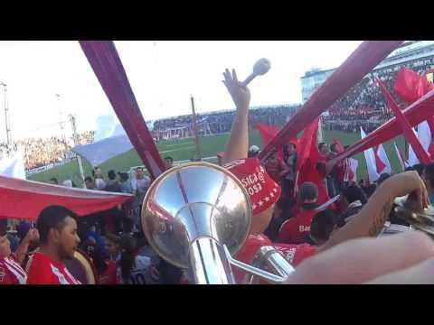 """""""Entrada Los capangas vs Patronato (reducido 2015)"""" Barra: Los Capangas • Club: Instituto"""