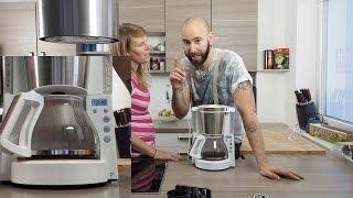 Kaffeefiltermaschine Melitta Look Test