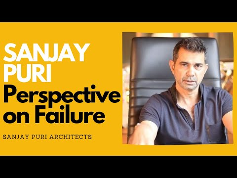Failure is a Learning Point | Sanjay Puri