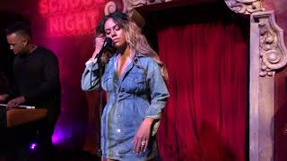 "Dinah Jane ""Pass Me By"" LIVE @ School Night Hollywood 42919"