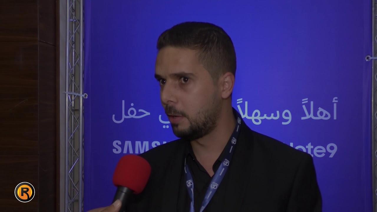"""اطلاق جهاز سامسونج """"جالكسي نوت 9 """" في فلسطين"""