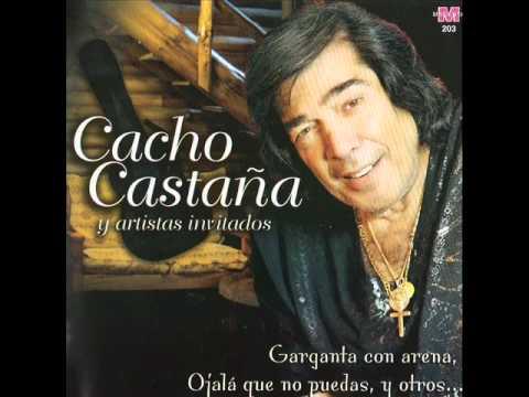 CACHO CASTAÑA QUIEREN MATAR AL LADRON