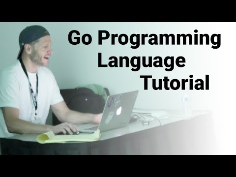 Go Programming Language Tutorial