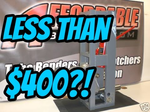 Cheapest Tube Bender On The Market | Is It Any Good? Mp3