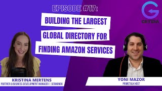 Kristina Mertens   Building the Largest Global Directory for Finding Amazon Services
