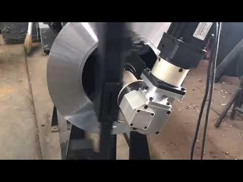 Pipe Cold Cutting & Beveling Machine Service