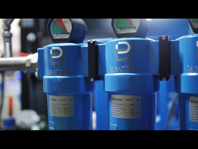 Видео Азотные установки на шасси КамАЗ