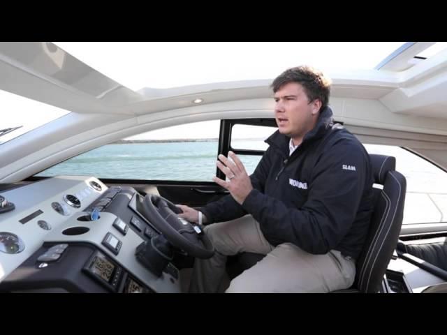 Fairline Targa 53GT review - Motor Boat & Yachting