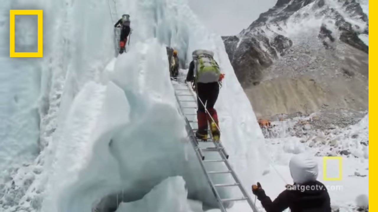 Icefall Training: April 11, 2009 | National Geographic thumbnail