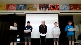 Year 6 Leavers Assembly 2020