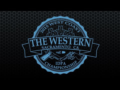 The Western 2015 West Coast IDPA Championship – Sean Young
