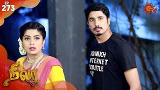 Nila - Episode 273 | 20th February 2020 | Sun TV Serial | Tamil Serial
