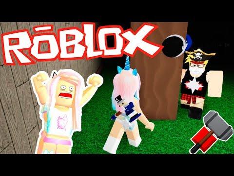 Roblox A Fera Da Marreta Noob Flee The Facility Luluca Games No Lo Veo Venir L Flee The Facility L Roblox Apphackzone Com