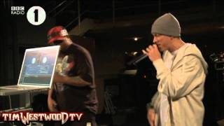 Eminem - Microphone (Tim Westwood Freestyle) [HD]