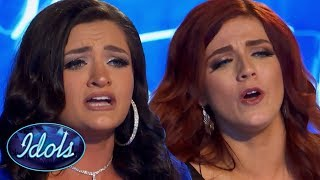 SISTER VS SISTER! UNEXPECTED Audition On American Idol 2018 SURPRISES EVERYONE! Idols Global