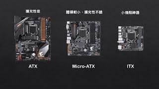 【Huan】 如何挑選一張適合你的主機板?(cc字幕)