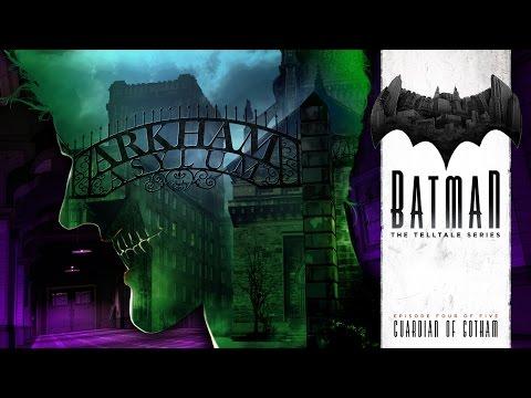 'BATMAN - The Telltale Series' Episode 4: 'Guardian of Gotham' Trailer thumbnail