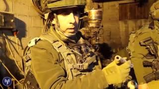 فيديو- الاحتلال يدعي اكتشاف أكبر ورشة سلاح في الضفة