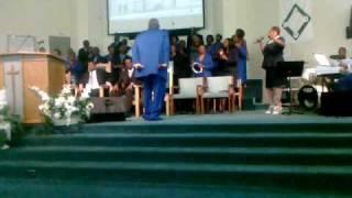 MCBC SANCTUARY CHOIR @ MOUNT CALVARY BAPTIST CHURCH MESA, AZ // PASTOR DAVID L. WADE