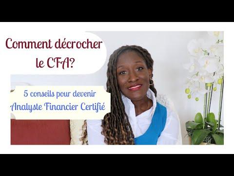 Comment décrocher le CFA (Chartered Financial Analyst)? 5 Conseils pour devenir Analyste Financier