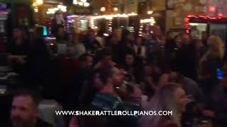 Shake Rattle & Roll Dueling Pianos Video of the Week - WHAT'S UP!?
