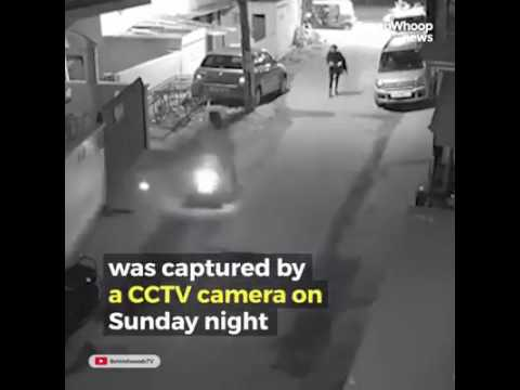 CCTV| Indian girl raped