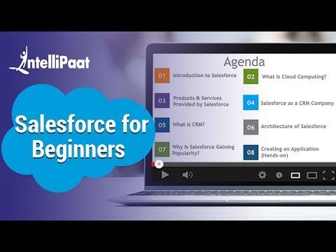 Salesforce for Beginners | Salesforce Training