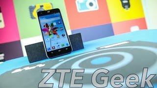 ZTE Geek - обзор смартфона от Keddr.com