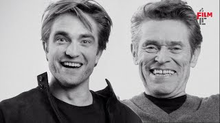 Robert Pattinson & Willem Dafoe talk The Lighthouse | Film4 Interview Special