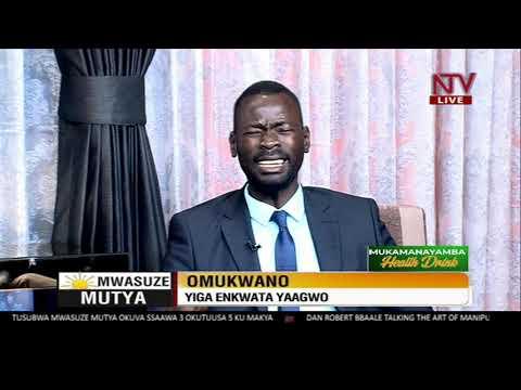 Mwasuze Mutya: Dan Robert Bbale ku nkwaata y'omukwano