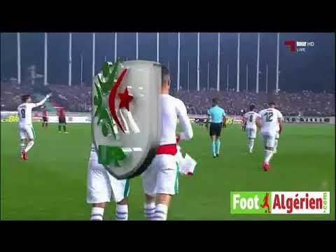 УСМ Алжир - МК Алжир 0:1. Видеообзор матча 24.02.2020. Видео голов и опасных моментов игры