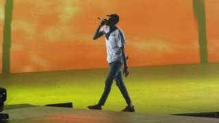 HD Chris Brown - PARADISE [PARIS BERCY] One Hell of a Night Tour 2016