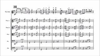 Dmitri Shostakovich - Violin Concerto No. 1 [With score]