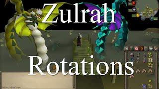 Zulrah Rotations with NO Memorization!