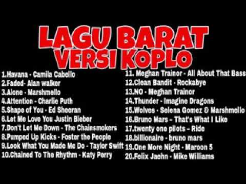 Lagu Barat Versi Koplo Low Mp3