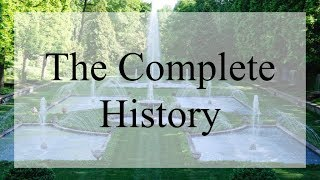 The Complete History Of The Italian Water Garden At Longwood Gardens