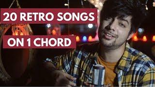 Old Hindi Songs Mashup | Bollywood Retro Medley | Siddharth Slathia