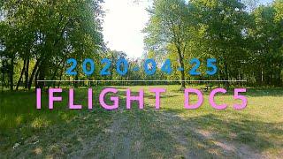 2020-04-25 My First DJI FPV Flight