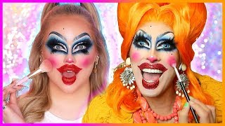 CRYSTAL METHYD Transforms Me Into NIKKIE METHYD! | NikkieTutorials