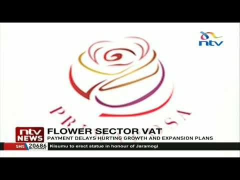 Flower farms decry late payments by the Government