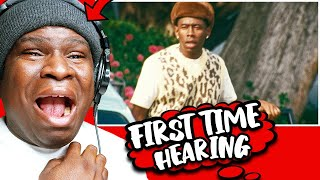 Artist REACTS TO - Tyler, The Creator  - WUSYANAME - REACTION
