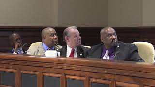 New Jackson City Council settles in for first meeting, faces budget issues
