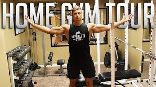 HOW TO BUILD THE PERFECT HOME GYM   In-Depth Home Gym Tour