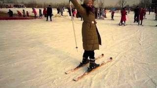 Video : China : Winter fun in BeiJing 北京