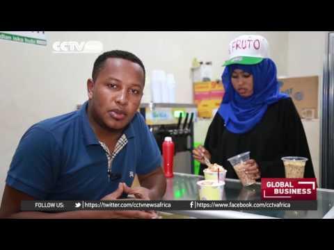 Somalia diaspora community credited for opening new businesses