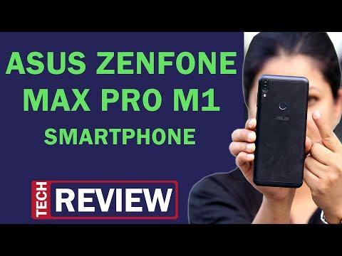 Asus ZenFone Max Pro M1 Smartphone: REVIEW| Tech Tak