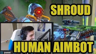 Shroud, THE HUMAN AIMBOT!