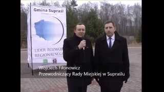 preview picture of video 'Gmina Supraśl Liderem Rozwoju Regionalnego 2014'