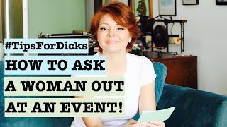 How to Ask a Girl Out at an Event (Dating Advice for Shy Guys)