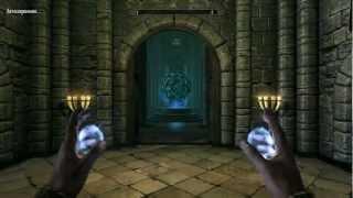TES 5: Skyrim - Прохождения ритуального заклинания Иллюзии